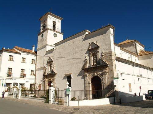 grazalema-convento